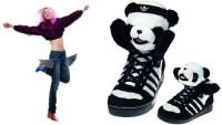 FOTO: Kolekce adidas - Jeremy Scott 2011 pozdim zima