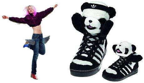 FOTO: Kolekce adidas by Jeremy Scott 2011 pozdim zima