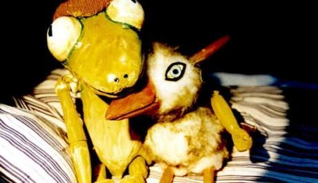 Foto: Postavičky z dětského představení souboru Buchty a loutky