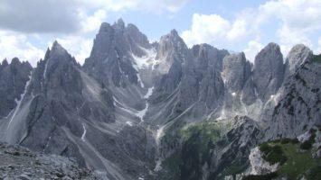 Cortina, dolomity