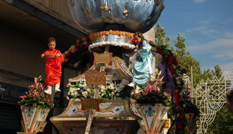 FOTO: Oslavy svátku Nanebevzetí Panny Marie v Randazzu