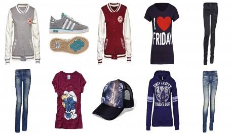 FOTO: Oblečení do školy