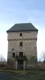 FOTO: Gotická tvrz v Královicích