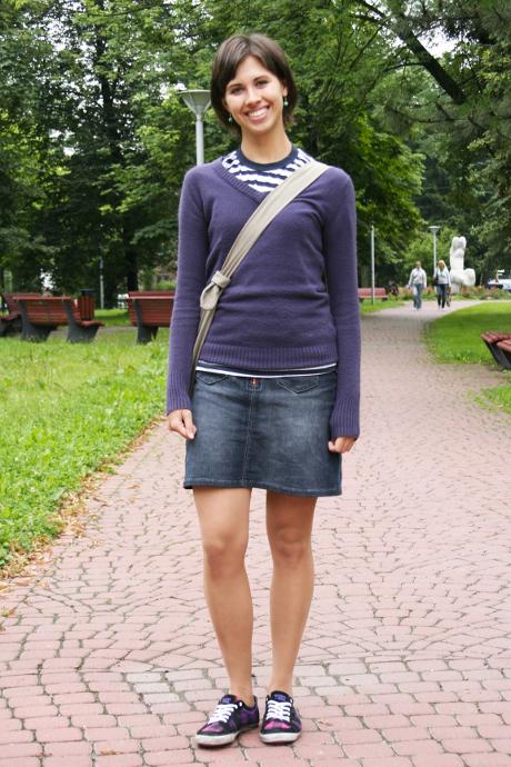 FOTO: Móda z ulice