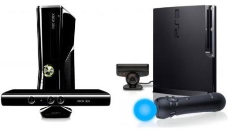 PlayStation a Xbox. K Jaké televizi je připojíte? Foto: Tadeáš Kubů, Topzine.cz