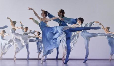FOTO: Balet ND, Svěcení jara