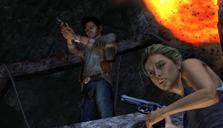 OBR.: Nathan a Ellena v přestřelce