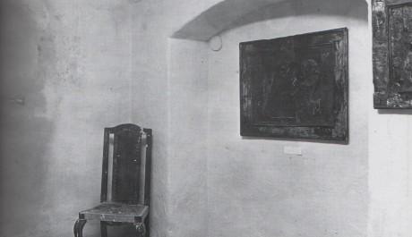 FOTO: Fotografie z nelegální výstavy Konfrontace II z roku 1960