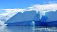 OBR: ledovce, sníh