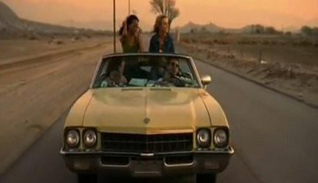 FOTO: Zábava v autě ve filmu Crossroads