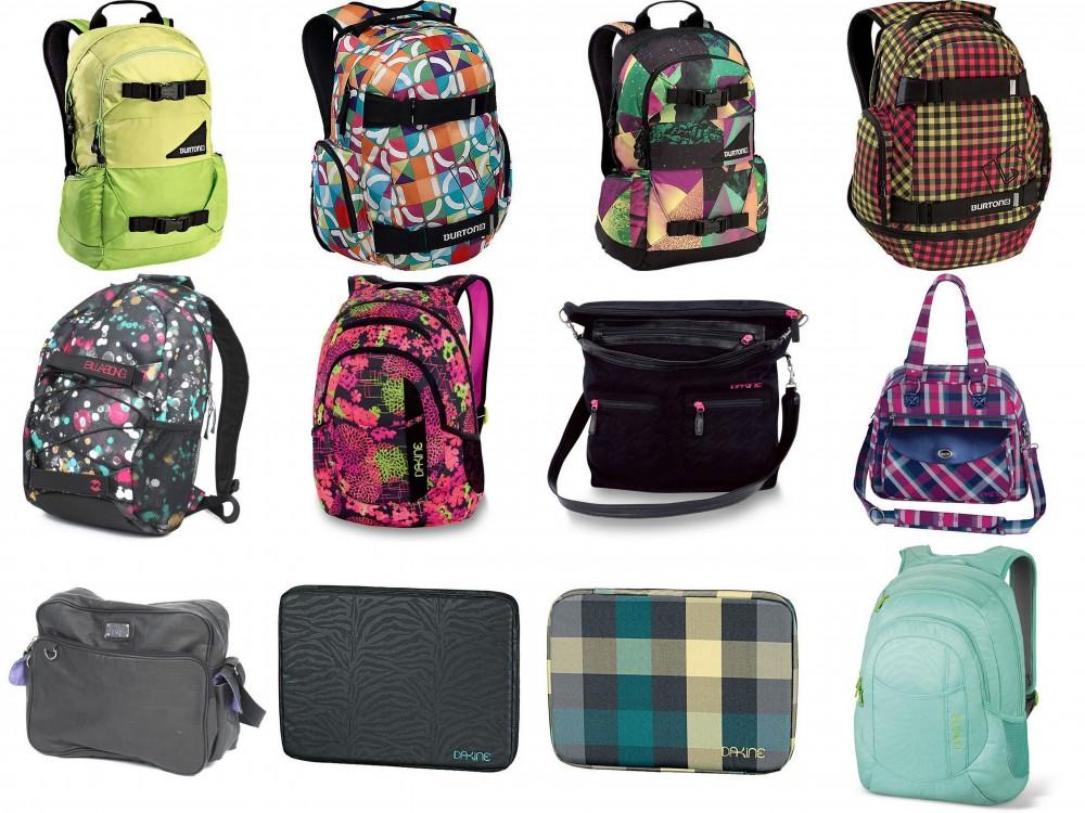 FOTO: Batohy a tašky do školy