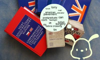 FOTO: Problematika britské a americké angličtiny (ilustrační foto)