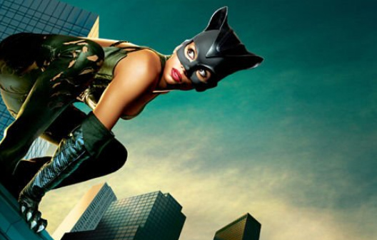 FOTO: Catwoman Halle Berry
