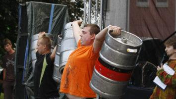 FOTO: Pivovarské slavnosti v Chotěboři