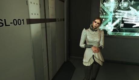 Deus Ex: Human Revolution - Dr.Megan Reed