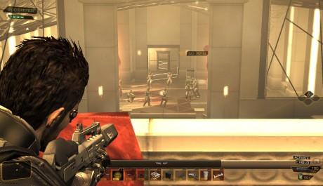 Deus Ex: Human Revolution - banda nepřátel