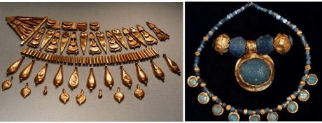 FOTO: Šperky Egypt