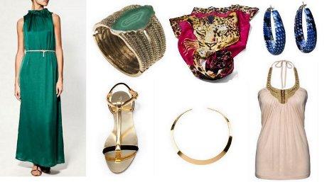 FOTO: Současná móda inspirovaná Egyptem