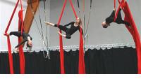 FOTO: Akrobatky na Circus Culture 4 Europe