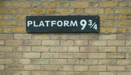 OBR: Harry Potter nástupiště