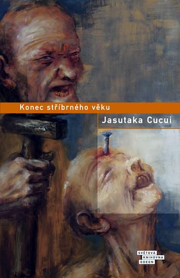 obálka Jasutaka Cucui: Konec stříbrného věku