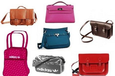 FOTO: Kabelky a tašky do školy - podzim 2011
