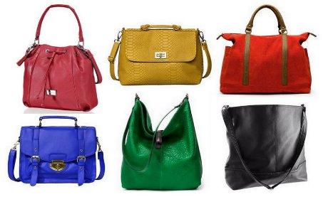 FOTO: Kabelky a tašky do školy, podzim 2011