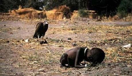 OBR: Kevin Carter Súdán, 1993