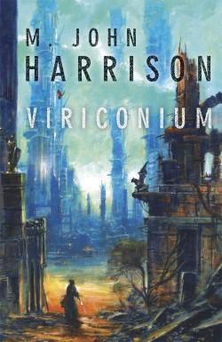 M. John Harrison: Viriconium (obálka)