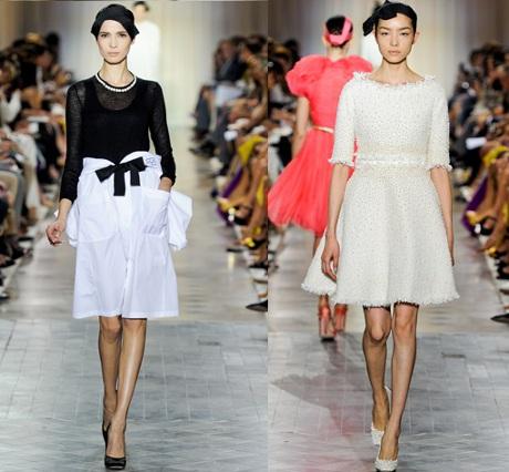 FOTO: haute couture podzim 2011 Giambattista Valli