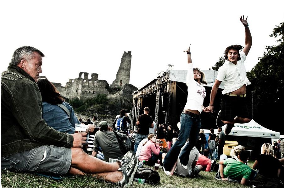 FOTO: Festival Okoř 2011