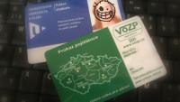 FOTO: Průkaz studenta a kartička pojišťovny