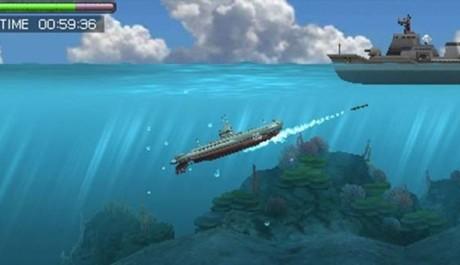 OBR.: Útok z hlubin na loď
