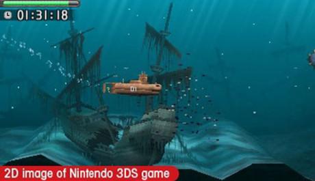 OBR.: Plavba kolem potopeného vraku