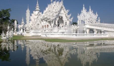 FOTO: Thajsko - What Rong Khun