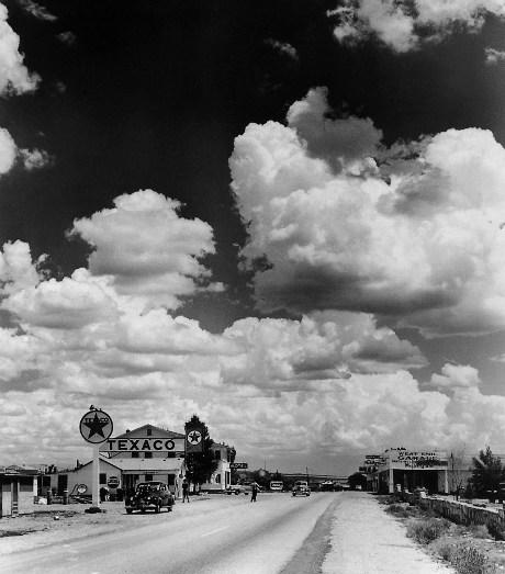 FOTO: Andreas Feininger: Silnice 66