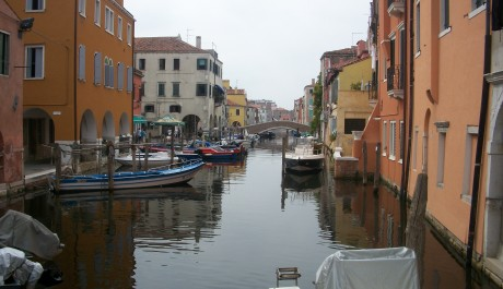 FOTO: Romantické uličky Malých Benátek, Zdroj: Monika Bukáčková
