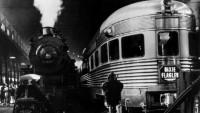 FOTO: Andreas Feininger: Nádraží Dearborn Station