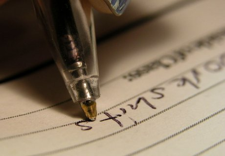 FOTO: Writing
