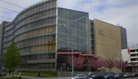 FOTO: Moravská zemská knihovna v Brně