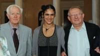 FOTO: Letošní ocenění Goetheho medailí