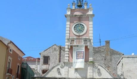 FOTO: Strážní věž v Zadaru