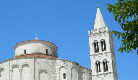 FOTO: Kostel sv. Donáta, Zadar