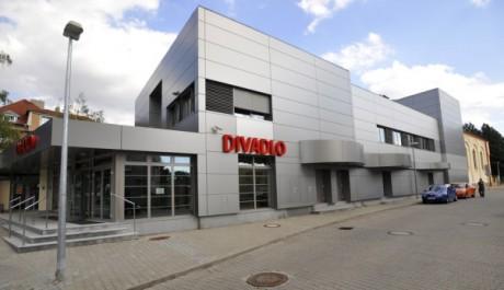 Foto: Budova Divadla Bolka Polívky U22 v Praze-Uhříněvsi Zdroj: archiv České televize