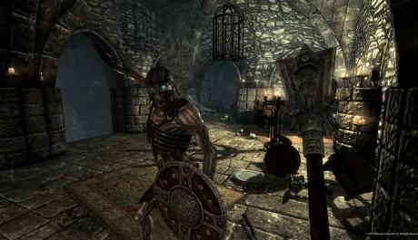 The Elder Scrolls V: Skyrim - krypta