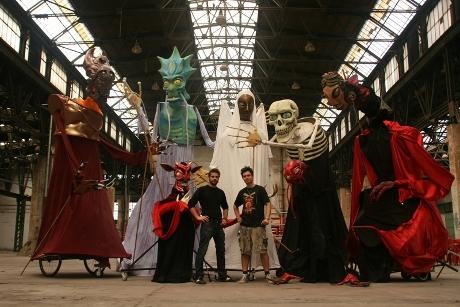 FOTO: Echt Street Puppets