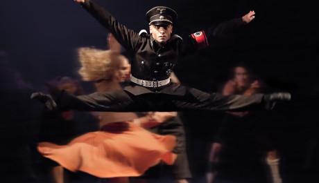 Foto: Šéf baletu ND Petr Zuska v představení Faust