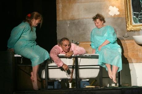 FOTO: V. Sorokin - Led (Národní divadlo Budapešť)