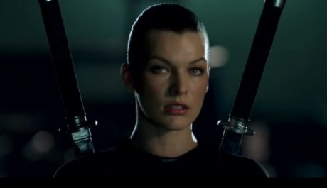 Milla Jovovich - Resident Evil: Afterlife