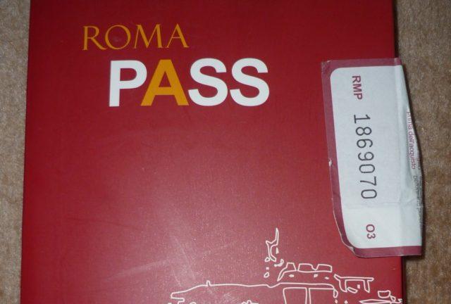 FOTO: Roma Pass